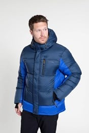 Pacific Crest Mens Goose Down Padded Jacket