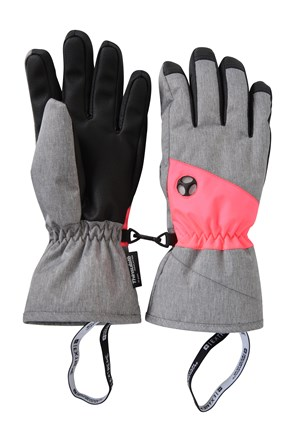 Pioneer Womens Waterproof Ski Gloves