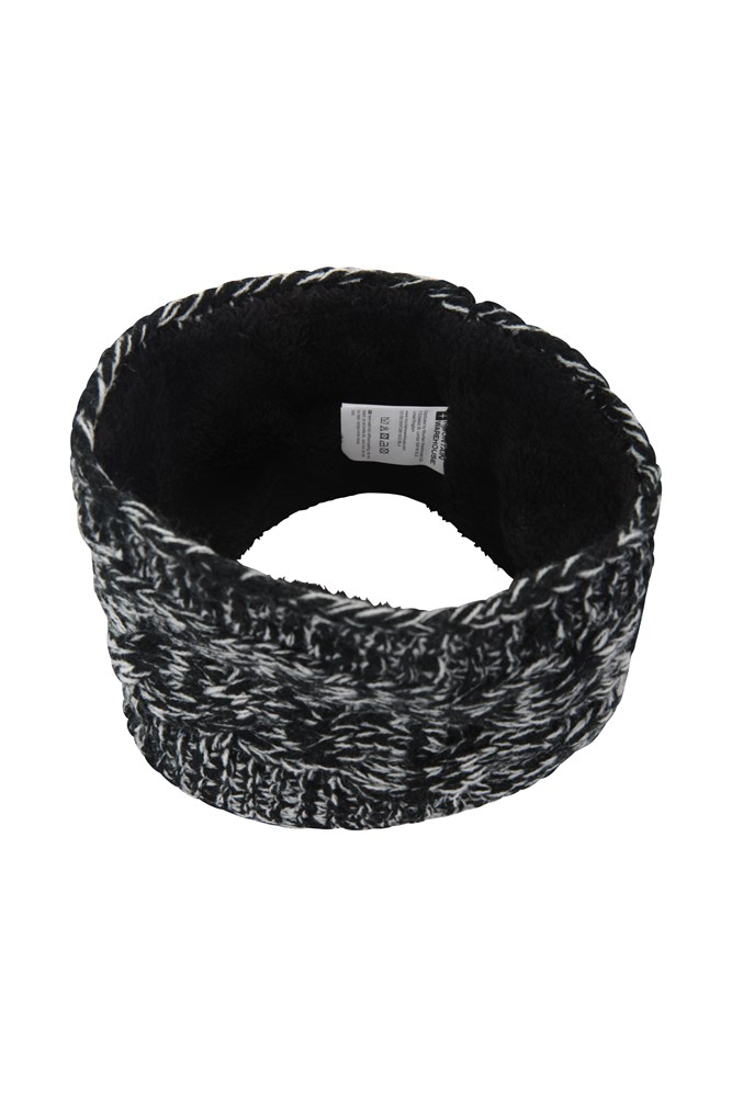 Mountain Warehouse Wms Wide Speckle Knitted Womens Headband