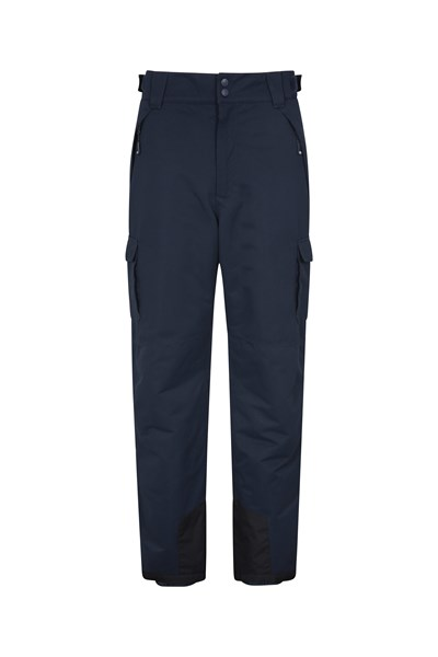 Luna II Mens Snowboarder Pants - Navy