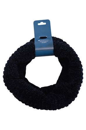 Chenille Womens Snood