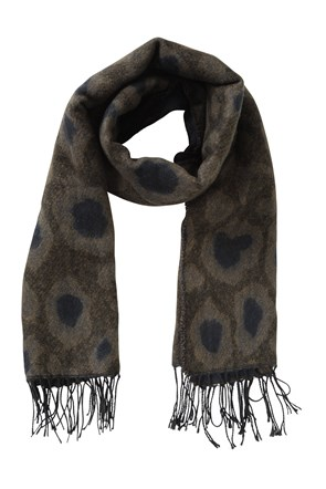 Animal Womens Blanket Scarf