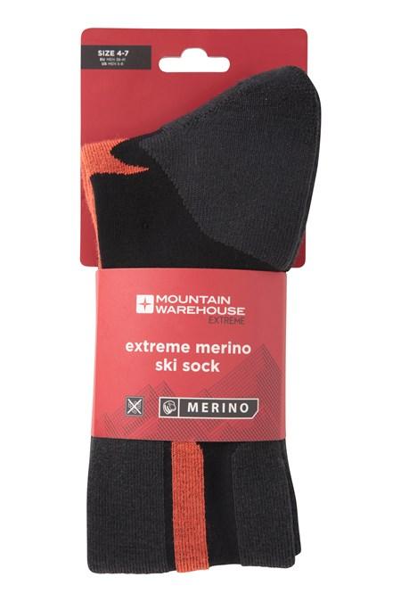 031593 EXTREME MERINO SKI SOCK