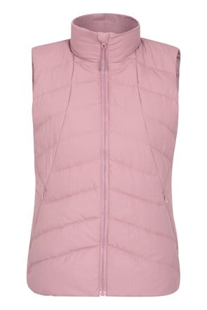 Lunar Womens Down Gilet