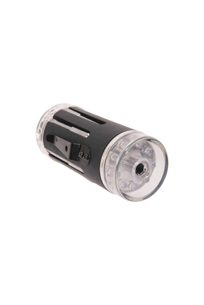9led Torch Multi-tool - Black