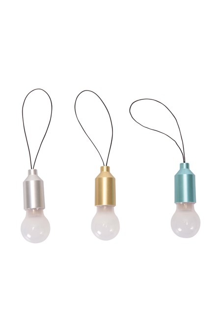 031619 MINI LIGHTBULB LANTERNS 3 PK