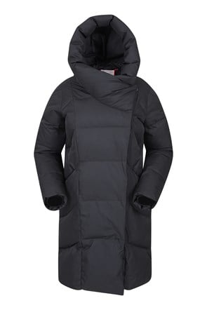 Cosy Wrap Womens Down Jacket