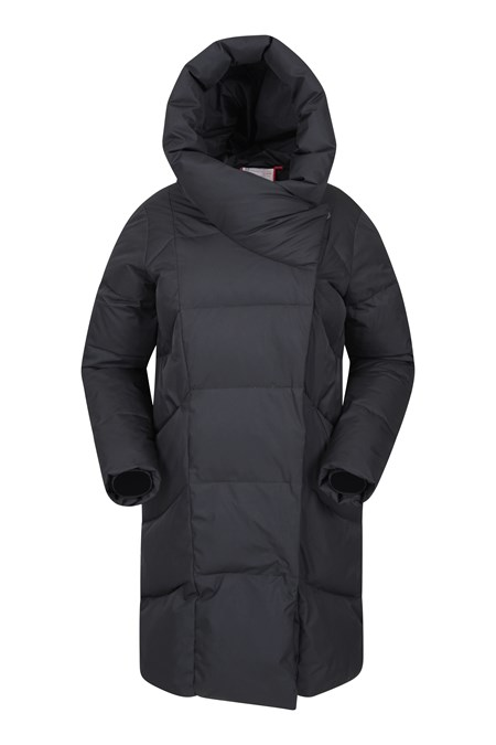031624 COSY WRAP WOMENS EXTREME DOWN JACKET