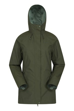 Rainstorm Womens Waterproof Jacket