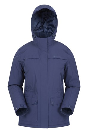 Frontier Waterproof Womens Jacket