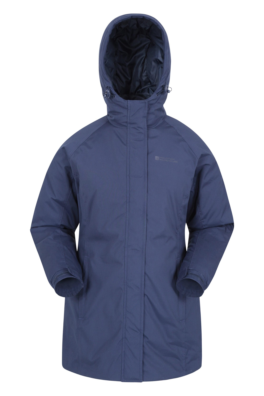 Roamer - damska kurtka pikowana - Navy