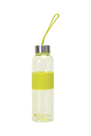 BPA Free Rubber Grip Bottle - 600ml