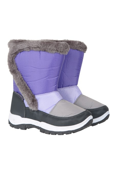 031740 DASH KIDS SNOWBOOT