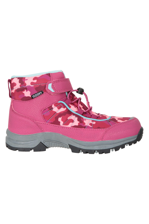 Boots Imperméables Enfant Camo