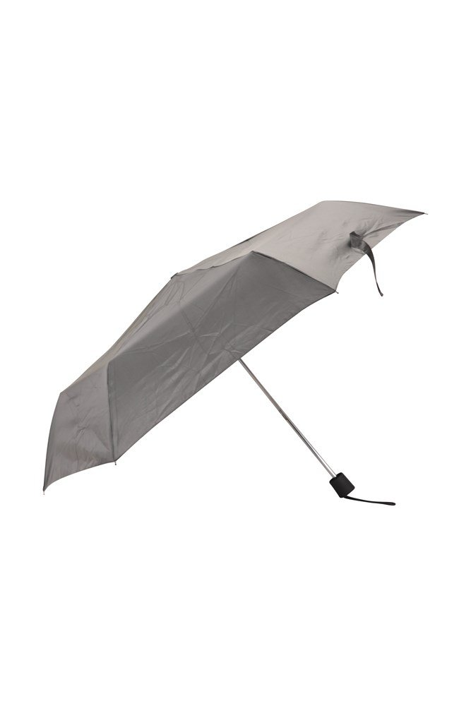 Mountain Warehouse Classic Umbrella Plain All Season Sun Brolly