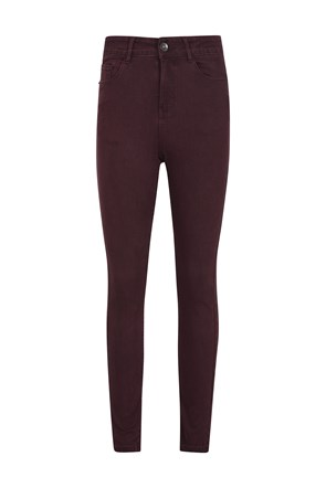 Casual Womens Stretch Trousers