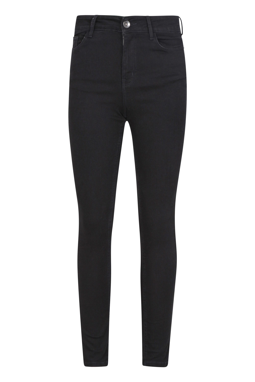Casual - spodnie damskie - Grey