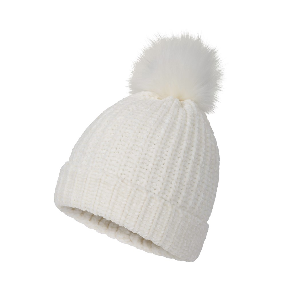 Mountain Warehouse Wms Chenille Womens Pom Beanie Winter Hat