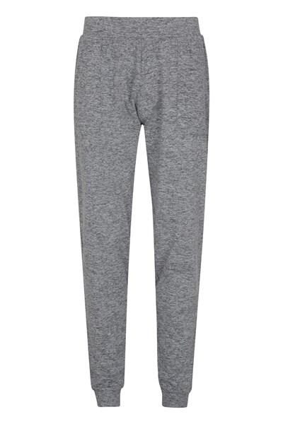 Relax Womens Casual Sweatpants - Black