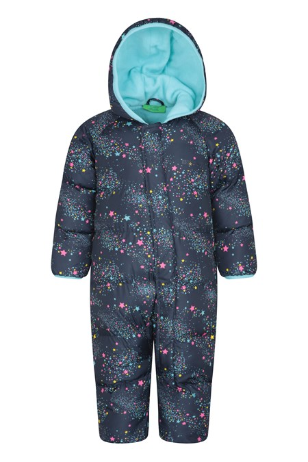 031866 FROSTY PRINTED JUNIOR PADDED SUIT