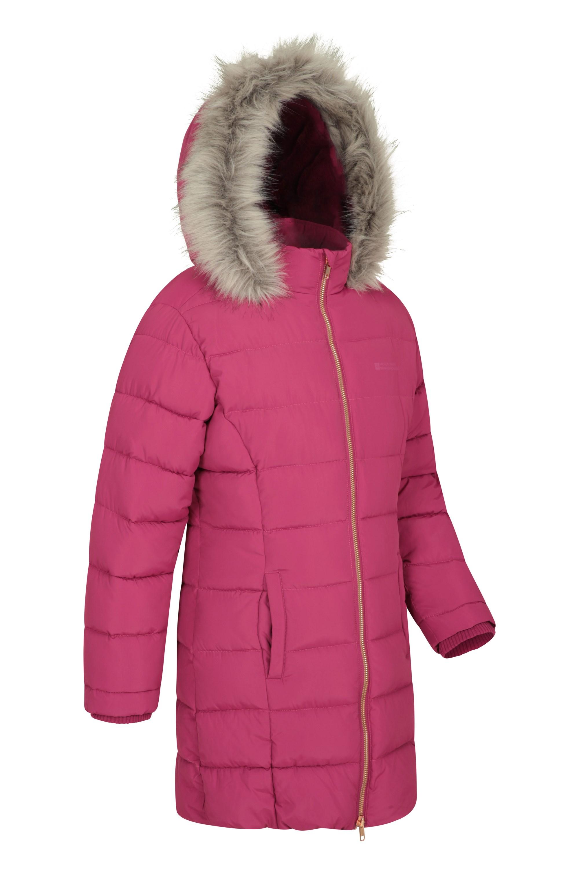 Mountain Warehouse Kids Water Resistant Softshell Jacket Lightweight