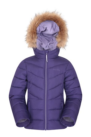 Geneva Kids Heavy Padded Jacket