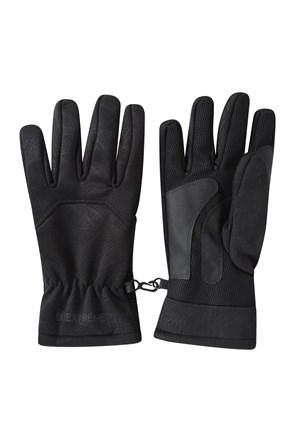 Softshell Womens Touchscreen-Gloves