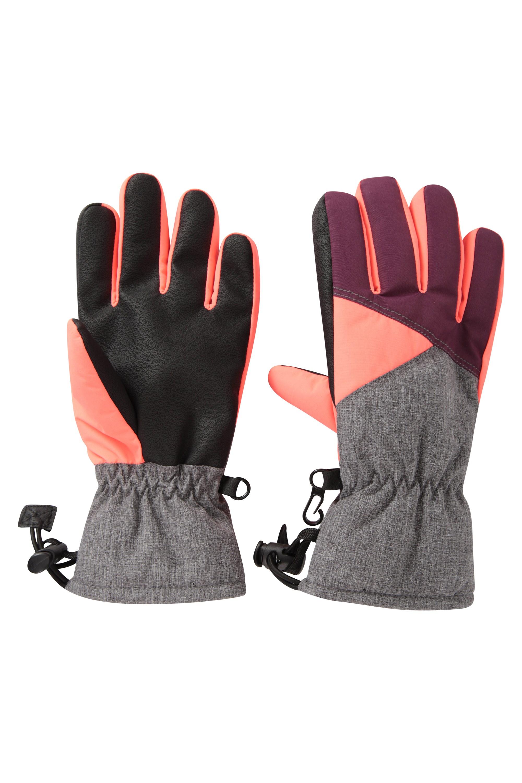Windproof Ski Gloves Mountain Warehouse Extreme Waterproof Gloves