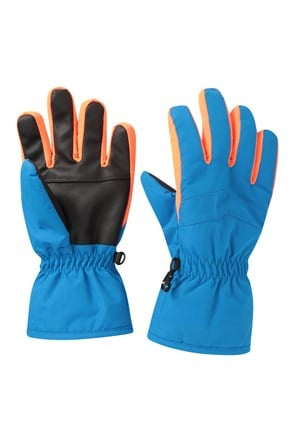 Kids Waterproof Ski Gloves
