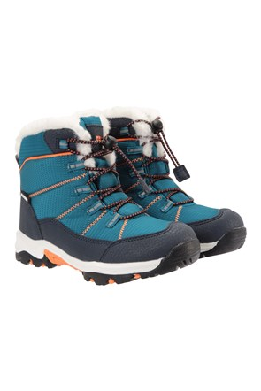 Comet Kids Waterproof Snowboots