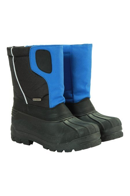 031943 APEX KIDS THINSULATE SNOWBOOT