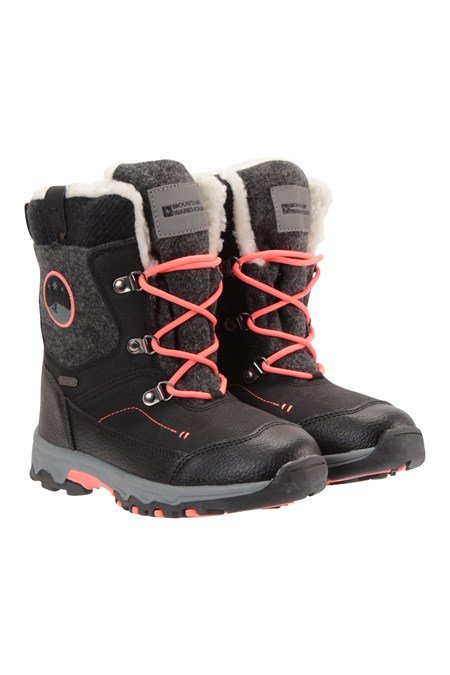 031945 HEAVENLY KIDS SNOW BOOT