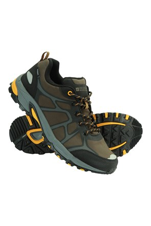 Ascent Softshell Mens Waterproof Shoes