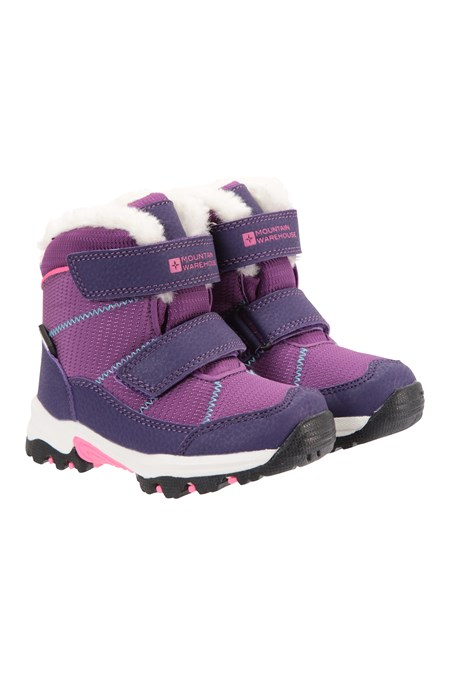 031952 COMET JUNIOR WATERPROOF SNOWBOOT