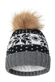 Bonnet Thinsulate Femme Fairisle