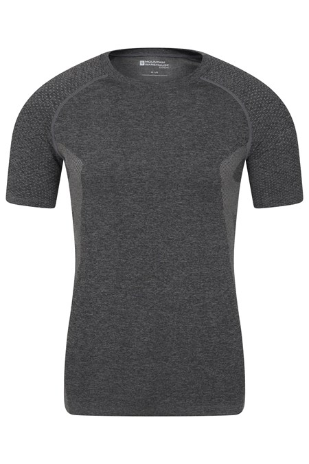 031974 SEAMLESS SS BASELAYER TEE