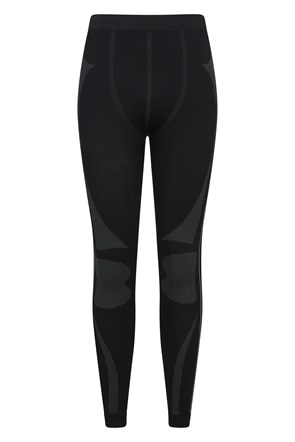 Seamless Mens Baselayer Pants