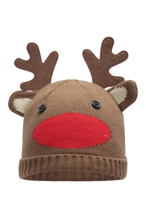 Christmas Knitted Kids Beanie