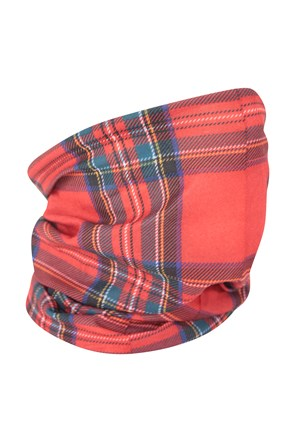 Tartan Patterned Mens Head Tube
