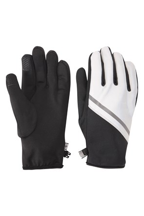 Active Reflective Mens Windproof Gloves