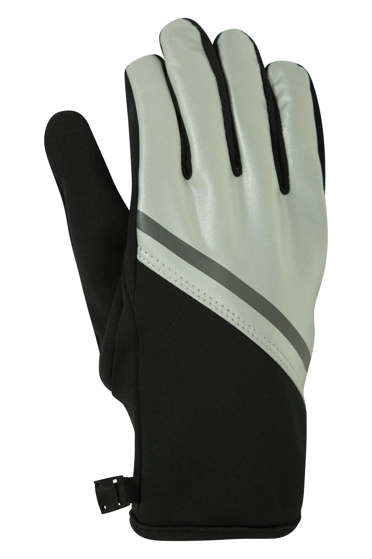 Mountain Warehouse Men Active Reflective Windproof Glove Gloves