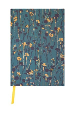 Ditsy Flowers Notebook