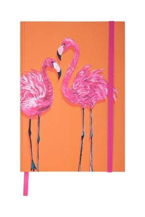 Flamingos Notizbuch