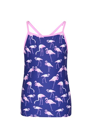 Tankini Kids Printed Top