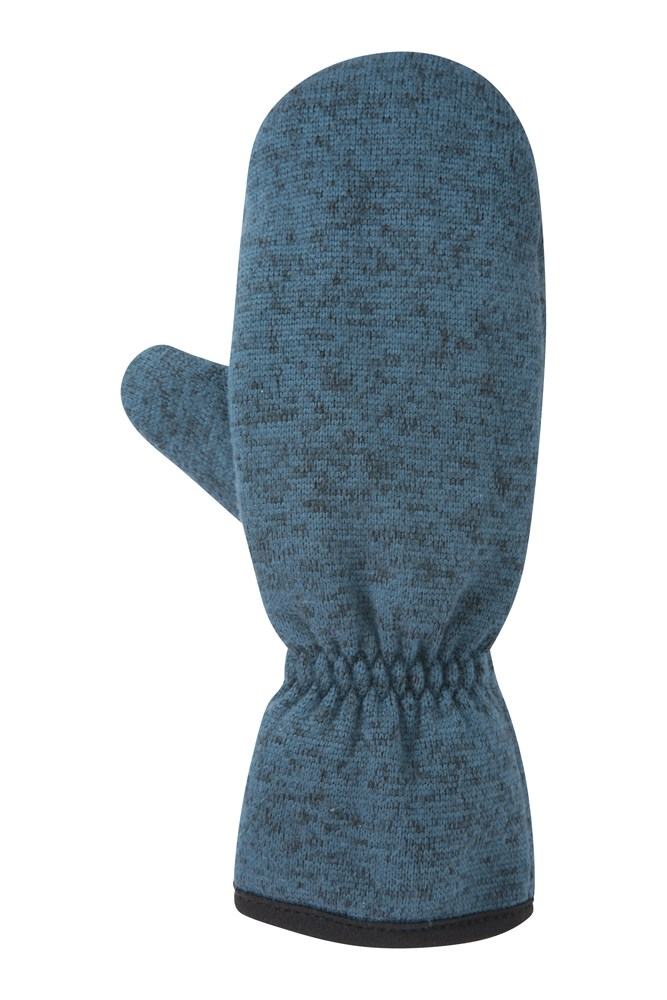 Mountain Warehouse Men Fleece Mitten Gloves