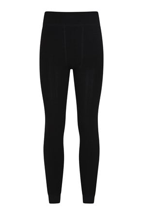 Fluffy Gefütterte Damen-Leggings