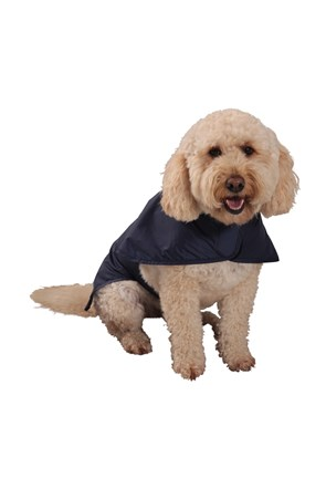 033599 PACKAWAY DOG COAT MEDIUM