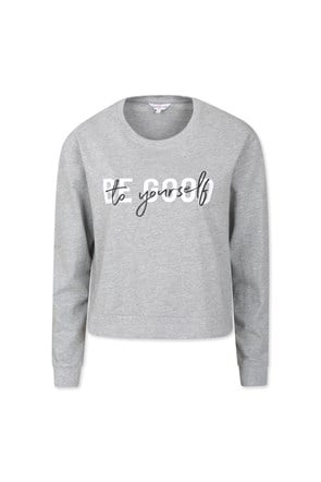 Be Good To Yourself Womens Sweater