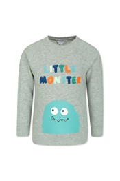Little Monster Kinder Sweatshirt