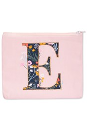 Neon Sheep Initial Make Up Bag